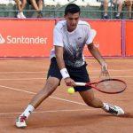 Tomás Barrios avanza sin jugar a los octavos de final del Challenger de Fergana