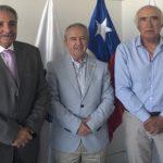 Patricio Cornejo es el nuevo head coach del tenis nacional