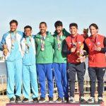 Chile sumó una medalla de bronce en el tenis playa de Rosario 2019