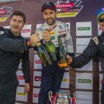 """Andrés Naranjo, campeón TP Race: """"El automovilismo necesita más difusión"""""""