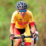 Aranza Villalón fue novena en el inicio de la Vuelta al Valle en Colombia