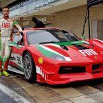 Benjamín Hites debuta este fin de semana en la temporada 2019 del Ferrari Challenge