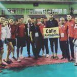 Team Chile de Taekwondo clasificó a cinco deportistas para los Juegos Panamericanos