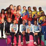 Con dos nuevas medallas el remo chileno se despidió de los Juegos Sudamericanos de Playa