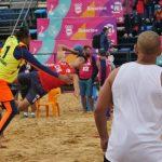 Selección Chilena Masculina de Handball de Playa logró el cuarto lugar en Rosario 2019