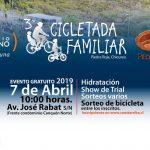 Barrio Piedra Roja celebrará el Día Mundial del Deporte con una cicletada familiar