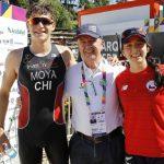 El triatlón le entrega las primeras 4 medallas a Chile en los Juegos Sudamericanos de Playa