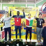 Chile obtuvo una plata y un bronce en el Open Taekwondo de República Dominicana