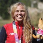 Jacinta Bernales ganó medalla de bronce en el esquí náutico de los Juegos Sudamericanos de Playa