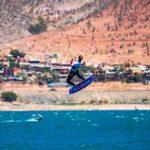 Con gran éxito se desarrolló el Kite Girl Day en el Embalse Puclaro