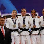 Mary Dee Vargas ganó medalla de plata en el Open Lima de Judo