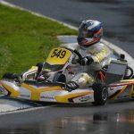 Nicolás Pino viaja a Europa para disputar la World Series y el Campeonato Alemán de Karting