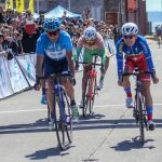 Óscar Sevilla ganó la segunda etapa de la Vuelta Ciclista a Chiloé