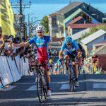 Pablo Alarcón ganó la tercera etapa de la Vuelta a Chiloé