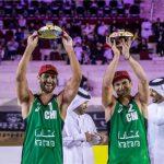Primos Grimalt se titulan campeones en Doha