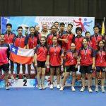 Chile suma tres medallas de oro en el Sudamericano Infantil y Juvenil de Tenis de Mesa