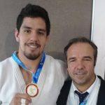 Thomas Briceño ganó medalla de oro en el Open Judo de Córdoba