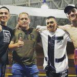 Patricio y Marcial Carrión ganaron sus combates en velada realizada en Alto Hospicio