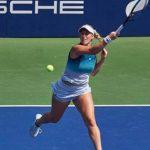 Alexa Guarachi se despidió de Roland Garros tras caer en primera ronda de dobles