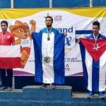 Chile suma dos nuevas medallas de plata en el Grand Prix Internacional de Tiro de El Salvador