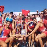 Chile se tituló campeón del Sudamericano Juvenil y Sub 23 de Remo 2019