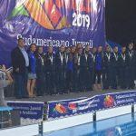 Chile gana oro y plata en el nado sincronizado del Sudamericano Juvenil de Deportes Acuáticos