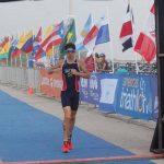 Triatletas nacionales se suben al podio en las categorías menores del Sudamericano de Montevideo