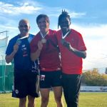 Chile ganó tres medallas de oro y dos de plata en el torneo de atletismo Hugo M. La Nasa en Argentina