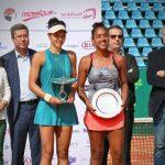 Daniela Seguel obtuvo el vicecampeonato del W25 de Túnez