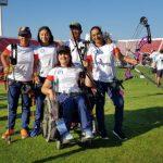 Equipo chileno femenino de arco compuesto ganó medalla de oro en el Torneo Ranking Mundial de Tiro con Arco