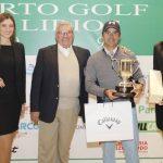 Felipe Aguilar se tituló campeón del Abierto Los Lirios