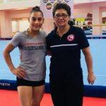 Seleccionadas nacionales acusan mala actitud de entrenadora Isabel Lazo en control selectivo de gimnasia