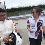 Nicolás Pino inició su inducción a la Fórmula 4 SEA en el equipo Meritus GP