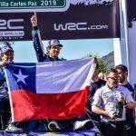 Pedro Heller ganó la categoría WRC2 en la fecha argentina del World Rally Championship