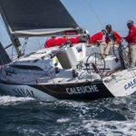 Una jornada con ausencia de viento cerró la Regata Santander Clausura 2019