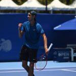 Alejandro Tabilo se instaló en la ronda final de la qualy del Australian Open
