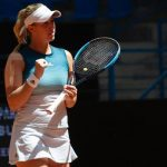 Alexa Guarachi debuta este jueves en el dobles femenino de Roland Garros