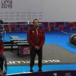 Amaro Fica ganó medalla de oro en la fecha peruana de la Copa del Mundo de Para Powerlifting