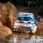 """""""Chaleco"""" López se prepara para el Gran Premio de Curicó del RallyMobil"""