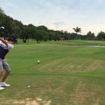 Golfistas nacionales mejoran posiciones en la segunda jornada del Abierto Juvenil de Paraguay