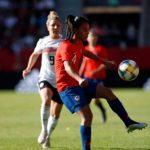 La Roja Femenina cayó ante Alemania en su último partido de preparación antes del Mundial