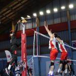La Roja Masculina de Volleyball cayó estrechamente ante Portugal en partido amistoso disputado en Rancagua