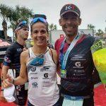 Felipe Van de Wyngard obtuvo el segundo lugar en el Ironman 70.3 de Gulf Coast