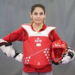 Fernanda Aguirre cayó en segunda ronda del Mundial de Taekwondo