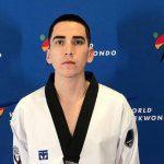 Ignacio Morales cayó en segunda ronda del Mundial de Taekwondo