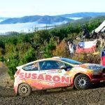 Binomios del Team Susaron fueron sexto y séptimo en la categoría R2 del Copec Rally Chile