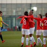 La Roja Femenina enfrentará a Colombia en su despedida previa al Mundial de Francia