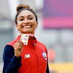 Chile sumó tres nuevas medallas en la segunda jornada del Sudamericano de Atletismo