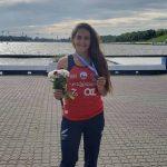 María José Mailliard ganó medalla de bronce en la Copa del Mundo de Canotaje de Poznan
