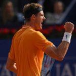 Nicolás Jarry avanzó a octavos de final del ATP 250 de Ginebra